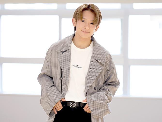 俳優・橋本祥平さん