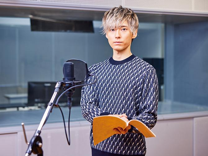 声優・増田俊樹さん