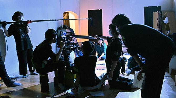 映画制作のすべてのパートをひととおり学ぶ!