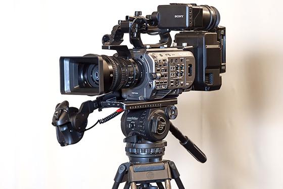 4Kデジタルビデオカメラ SONY PXW-FX9K