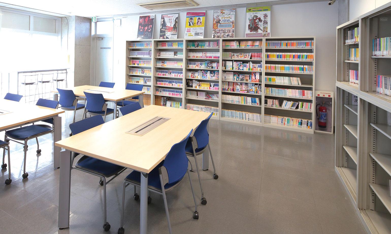 小説創作科実習室