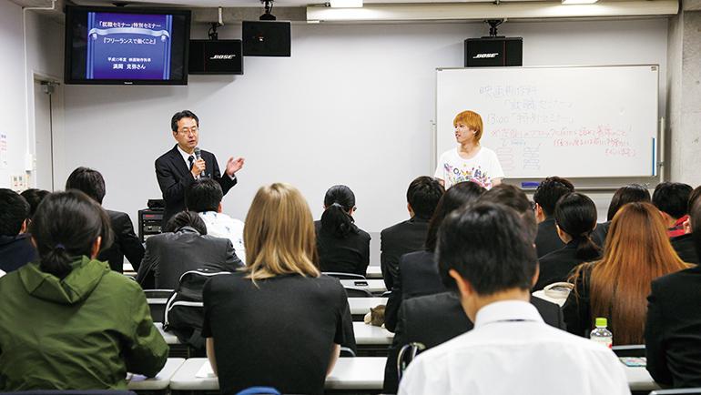 SUPPORT 東放学園映画専門学校 就職・デビュー支援