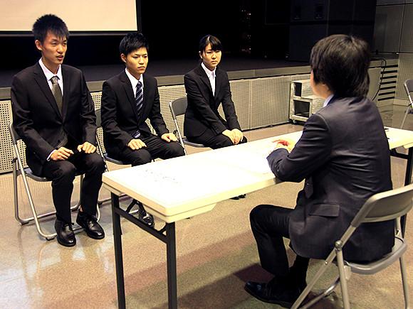 就活のノウハウを学ぶ!就職講座・就職セミナー