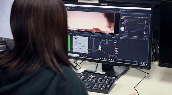 コンポジット(合成)ソフト「Adobe After Effects」