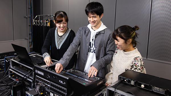 音響技術演習
