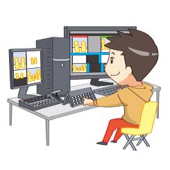 Web配信技術者