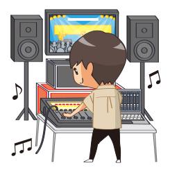 ライブレコーディング