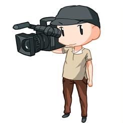 映画カメラマン