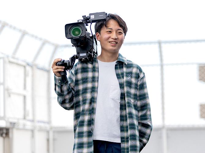 テレビカメラマン・首藤祥太さん