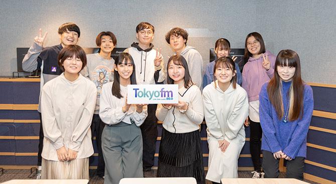 TBSラジオ『JUNK』枠でオンエアするCMを制作